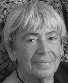 Ursula Kroeber Le Guin (1929 – 2018)