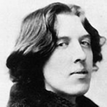 Oscar Fingal O'Flahertie Wills Wilde  (1854 – 1900)
