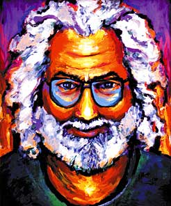 Jerry Garcia - Luminist Productions