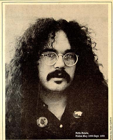 John Sinclair, 1969