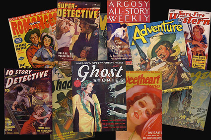 Pulp fiction magazine archives pulp fiction magazines fandeluxe Image collections