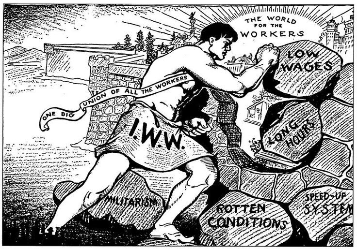 The World to the Workers - from One Big Union Monthly, September 1937